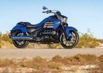 Honda представи новия круизър Valkyrie