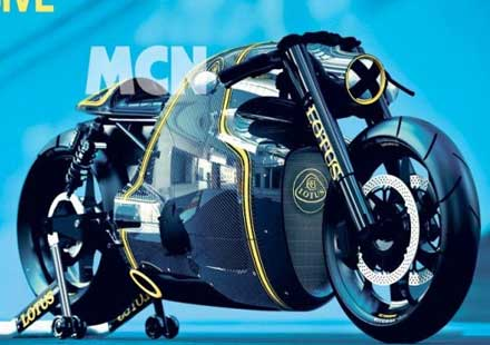 Първи снимки от мотора на Lotus
