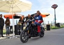 Капитан Америка представи новият Harley-Davidson Street™ 750