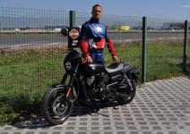 Капитан Америка представи новият Harley-Davidson Street™ 750 01