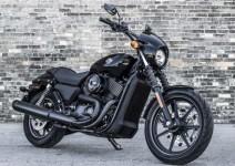 Капитан Америка представи новият Harley-Davidson Street™ 750 06
