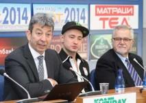 Пресконференция на организаторите на Мото салон София 2015